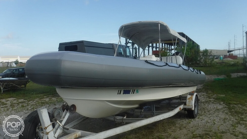 2004 Custom boat for sale, model of the boat is 21 & Image # 8 of 41