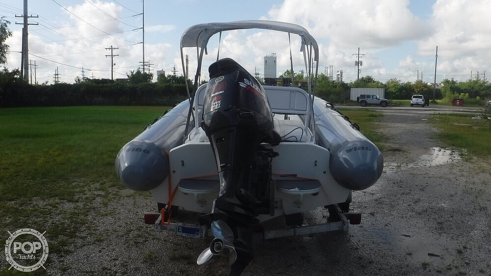 2004 Custom boat for sale, model of the boat is 21 & Image # 9 of 41