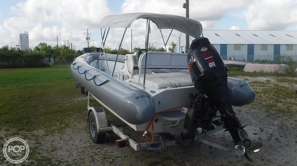2004 Custom boat for sale, model of the boat is 21 & Image # 10 of 41