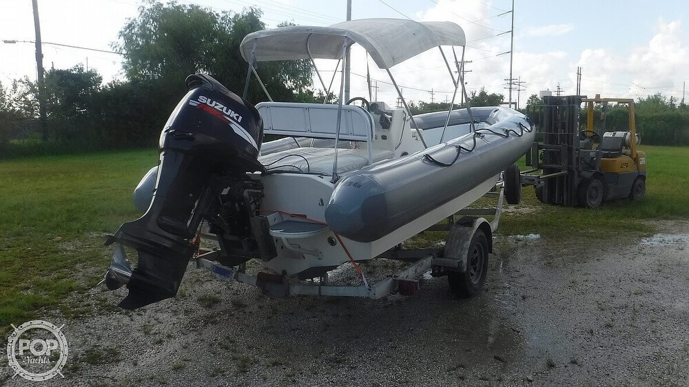 2004 Custom boat for sale, model of the boat is 21 & Image # 11 of 41