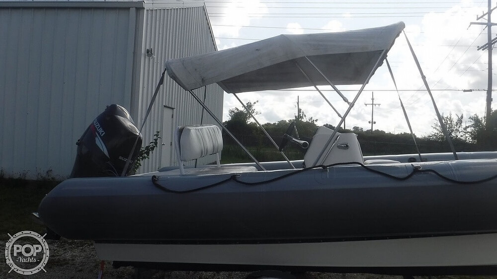 2004 Custom boat for sale, model of the boat is 21 & Image # 14 of 41