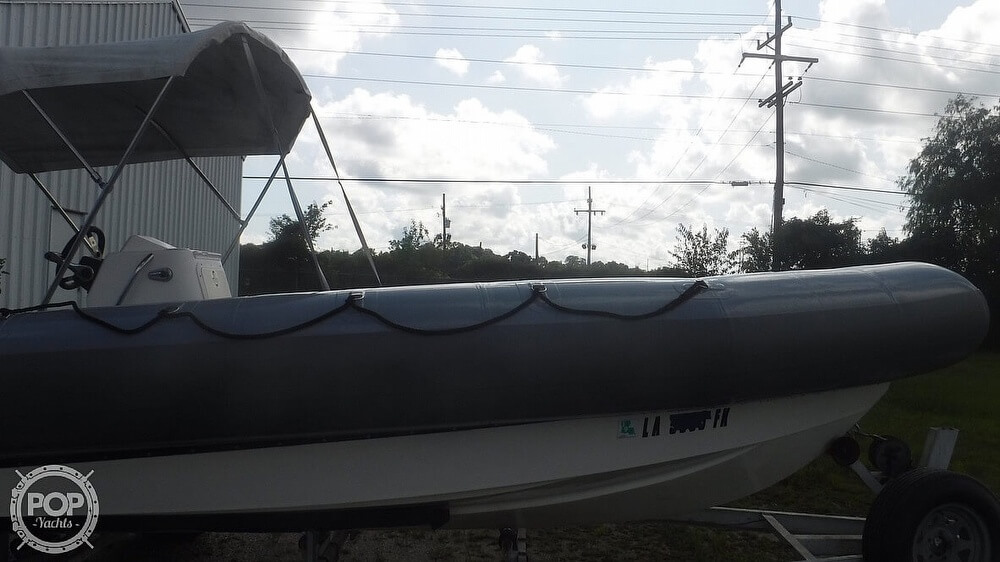 2004 Custom boat for sale, model of the boat is 21 & Image # 15 of 40