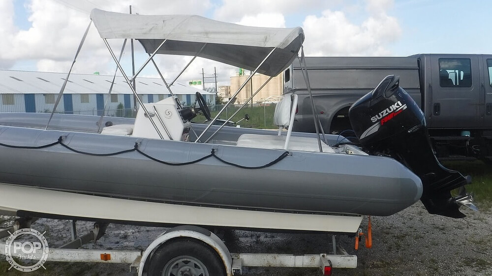 2004 Custom boat for sale, model of the boat is 21 & Image # 16 of 41