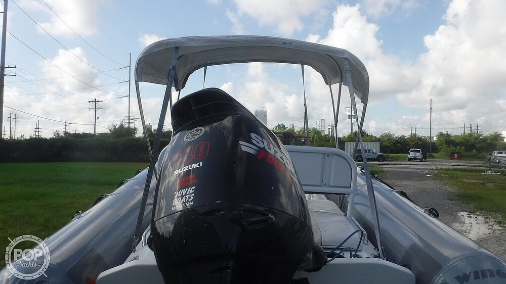 2004 Custom boat for sale, model of the boat is 21 & Image # 13 of 41