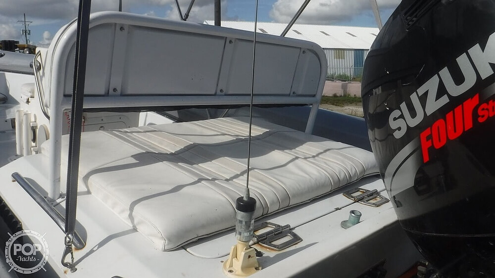 2004 Custom boat for sale, model of the boat is 21 & Image # 25 of 41