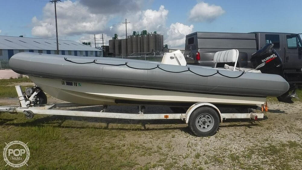 2004 Custom boat for sale, model of the boat is 21 & Image # 17 of 41