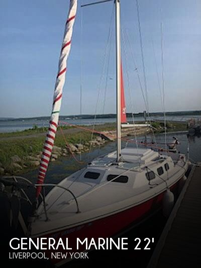 Used Sailboats For Sale in Syracuse, New York by owner | 1987 Rhodes 22