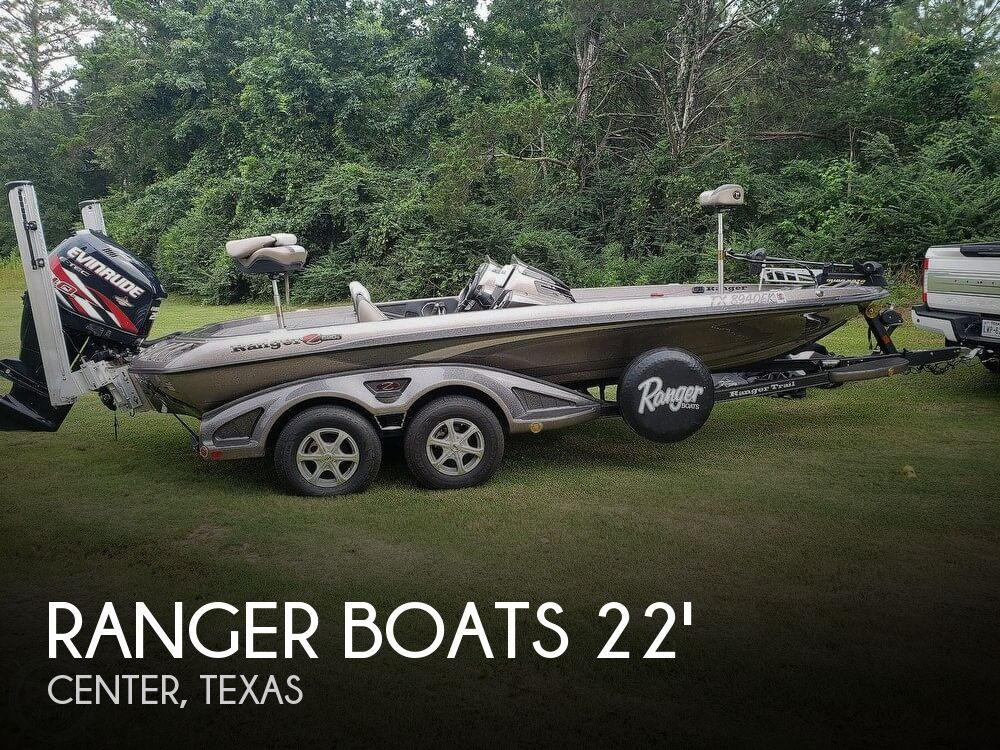Used Boats For Sale in Longview, Texas by owner | 2014 Ranger Boats 22