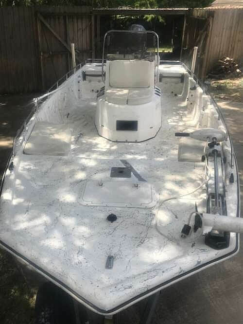 1993 Cajun boat for sale, model of the boat is 2100 Fishmaster & Image # 4 of 40