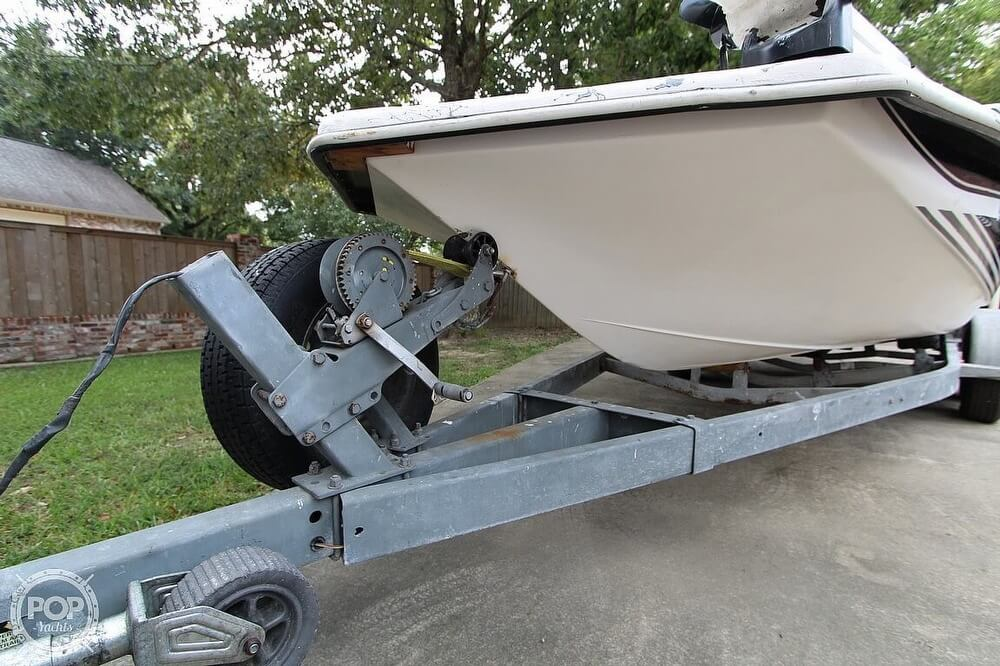1993 Cajun boat for sale, model of the boat is 2100 Fishmaster & Image # 6 of 40