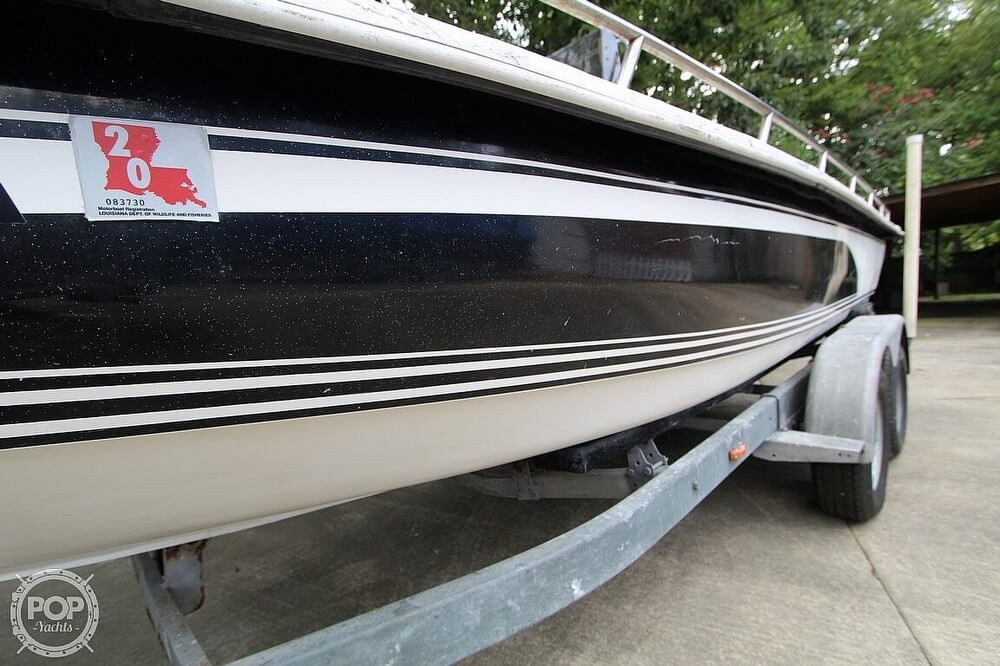 1993 Cajun boat for sale, model of the boat is 2100 Fishmaster & Image # 9 of 40