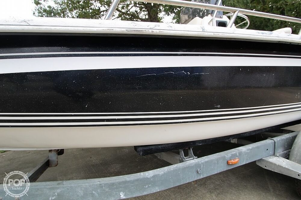 1993 Cajun boat for sale, model of the boat is 2100 Fishmaster & Image # 11 of 40