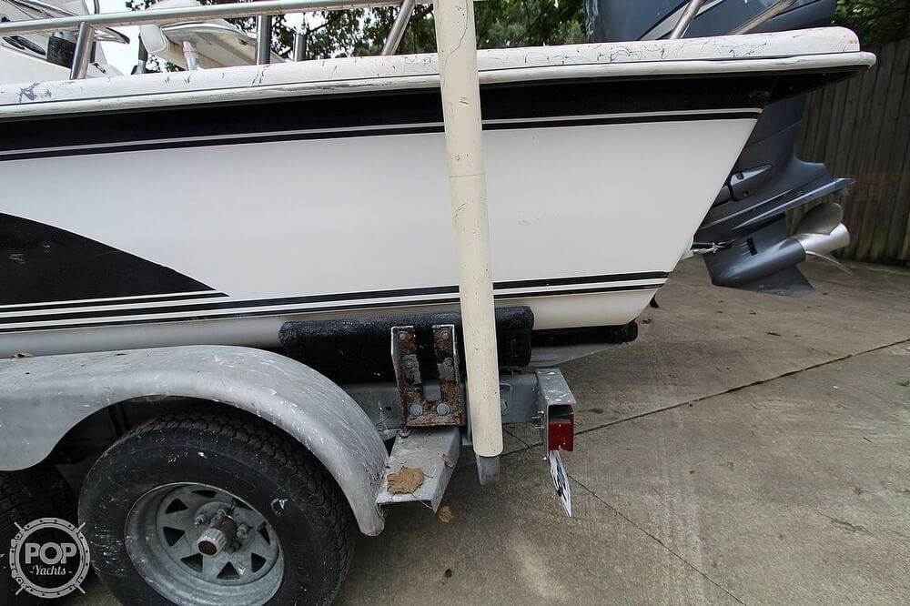 1993 Cajun boat for sale, model of the boat is 2100 Fishmaster & Image # 18 of 40