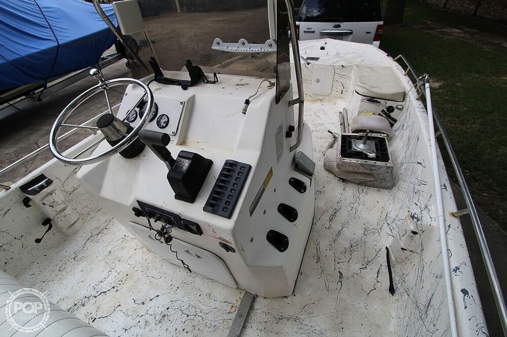 1993 Cajun boat for sale, model of the boat is 2100 Fishmaster & Image # 2 of 40