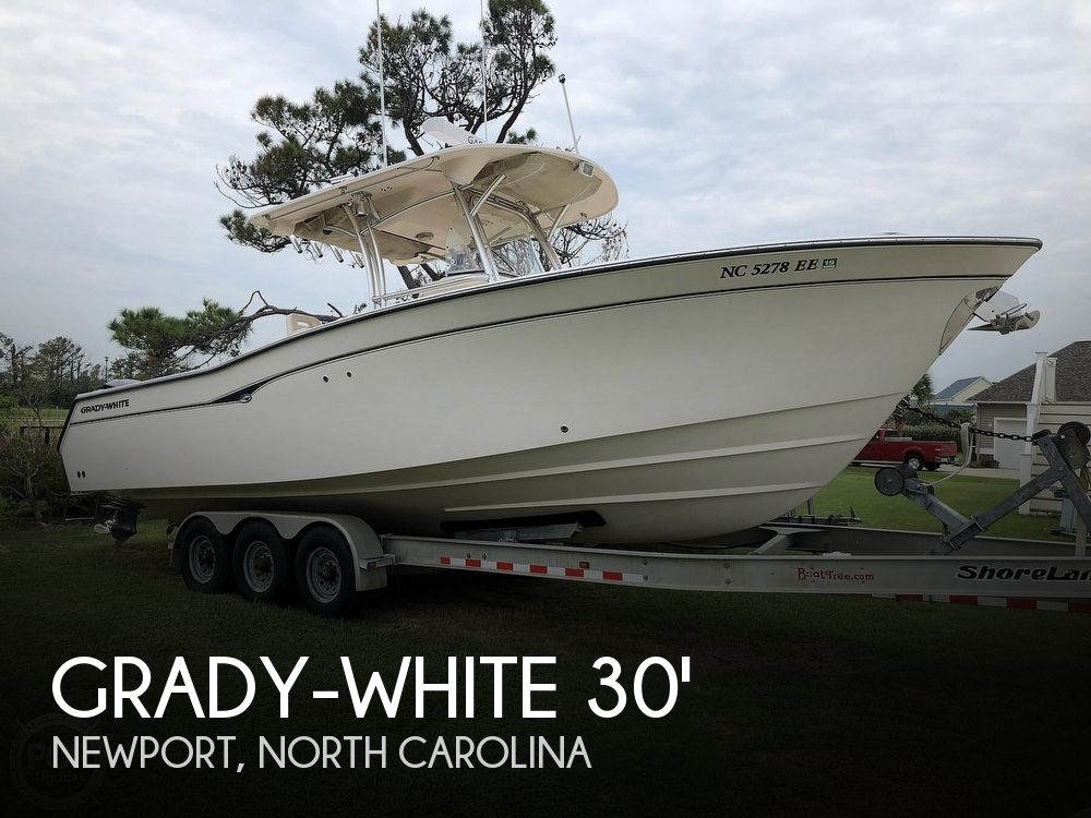 Used Power boats For Sale in North Carolina by owner | 2008 Grady-White 306 Bimini
