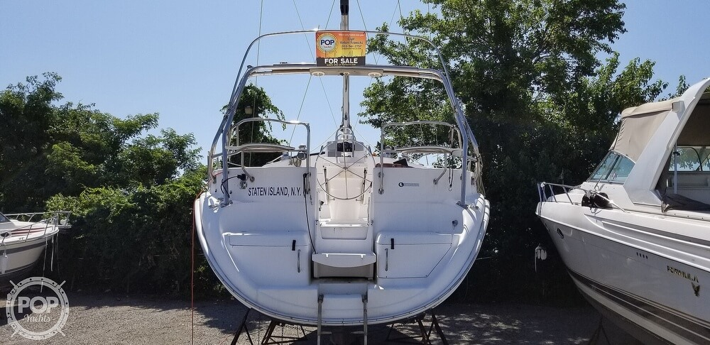 2002 Hunter boat for sale, model of the boat is 410 & Image # 3 of 40