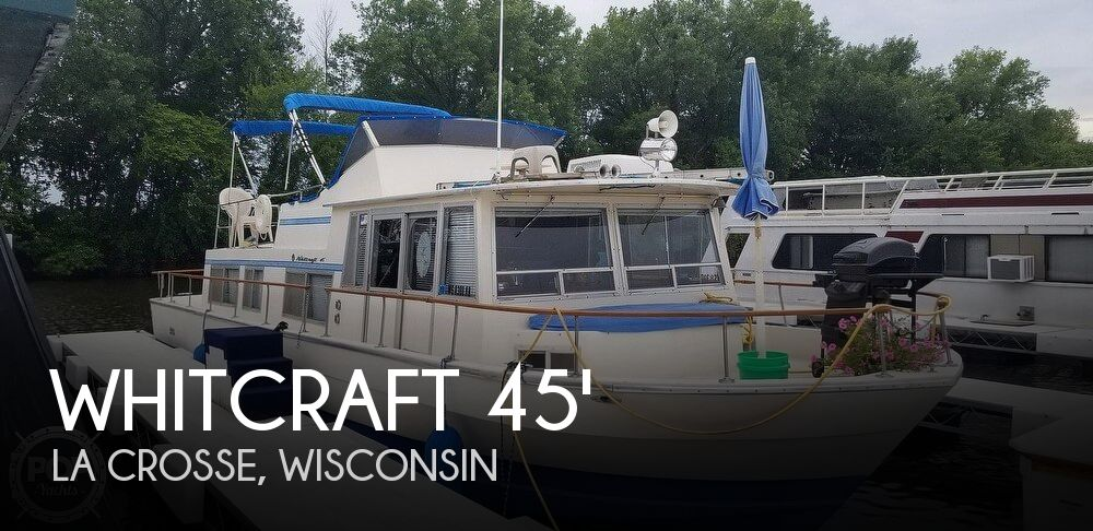 Used Whitcraft Boats For Sale by owner | 1972 45 foot Whitcraft Coastal Cruiser