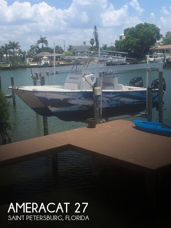 Used Ameracat Boats For Sale by owner | 2010 Ameracat 26