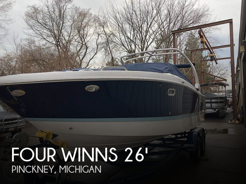 Used Boats For Sale in Toledo, Ohio by owner | 2019 Four Winns 26