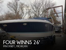 2019 Four Winns 260 Horizon