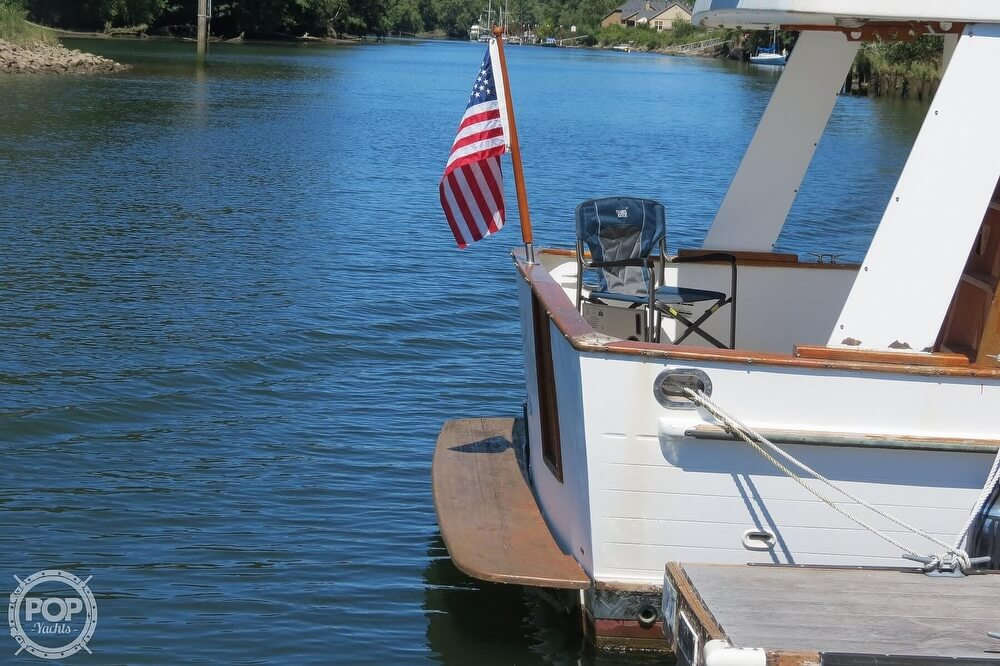 1983 CHB boat for sale, model of the boat is 35 Europa Sedan & Image # 12 of 40