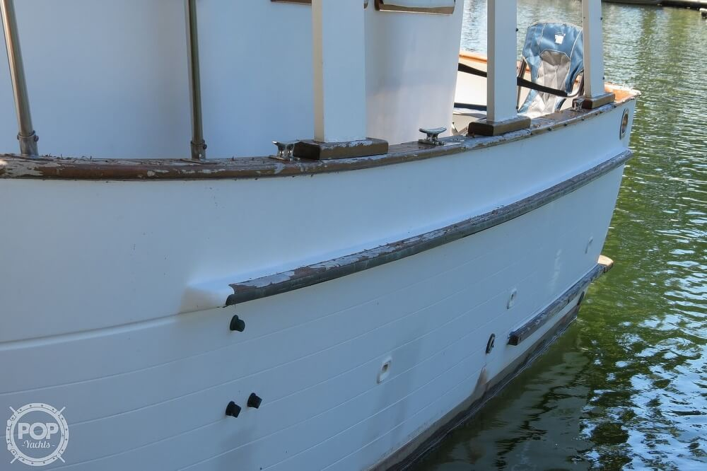 1983 CHB boat for sale, model of the boat is 35 Europa Sedan & Image # 20 of 40