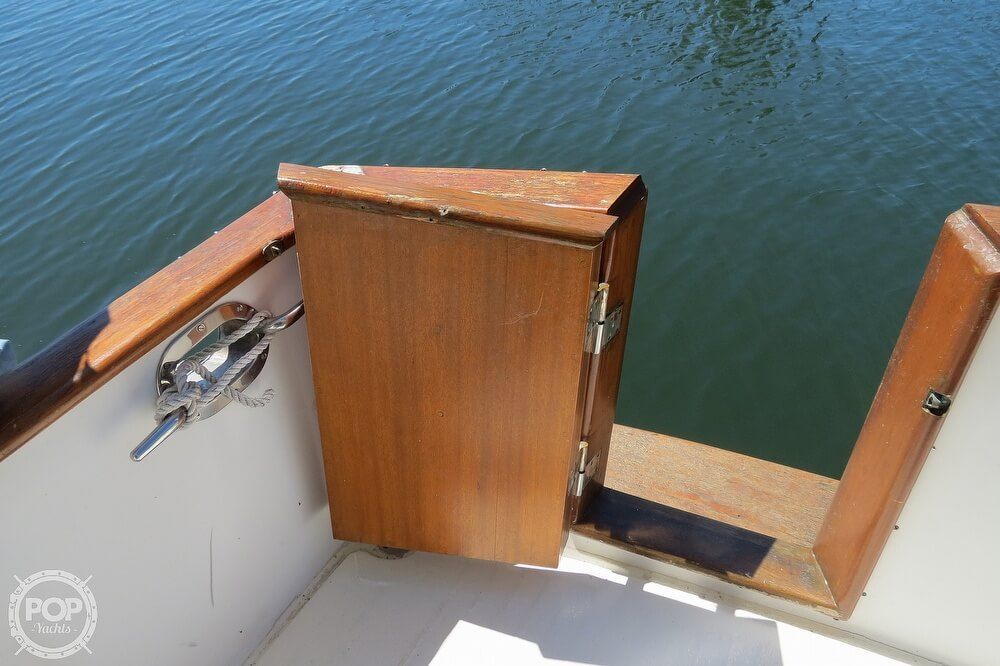 1983 CHB boat for sale, model of the boat is 35 Europa Sedan & Image # 31 of 40