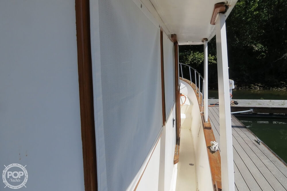 1983 CHB boat for sale, model of the boat is 35 Europa Sedan & Image # 34 of 40
