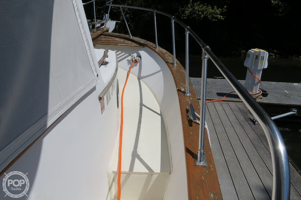 1983 CHB boat for sale, model of the boat is 35 Europa Sedan & Image # 35 of 40