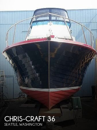 Used Chris Craft Boats For Sale in Washington by owner | 1964 Chris-Craft 36
