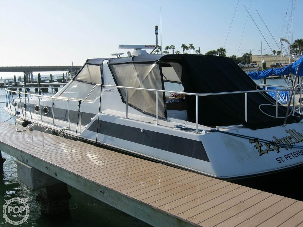 1986 Maiora boat for sale, model of the boat is 55 & Image # 2 of 41
