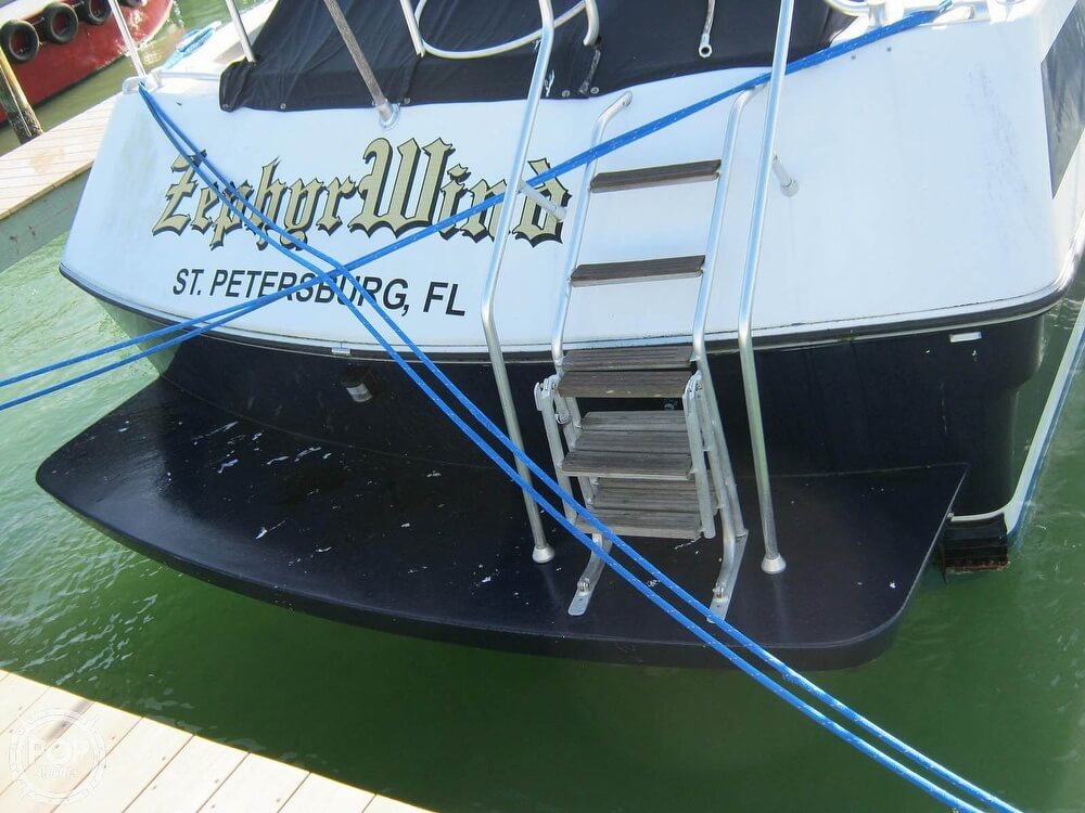 1986 Maiora boat for sale, model of the boat is 55 & Image # 9 of 41