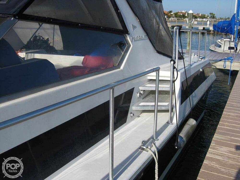 1986 Maiora boat for sale, model of the boat is 55 & Image # 11 of 41