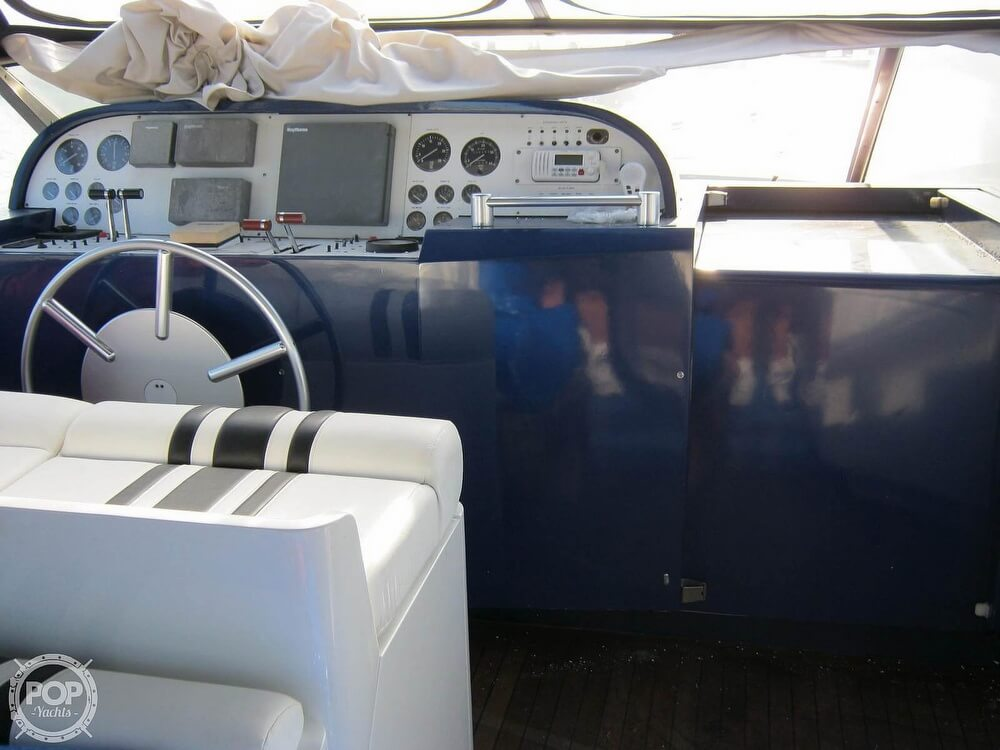 1986 Maiora boat for sale, model of the boat is 55 & Image # 13 of 41
