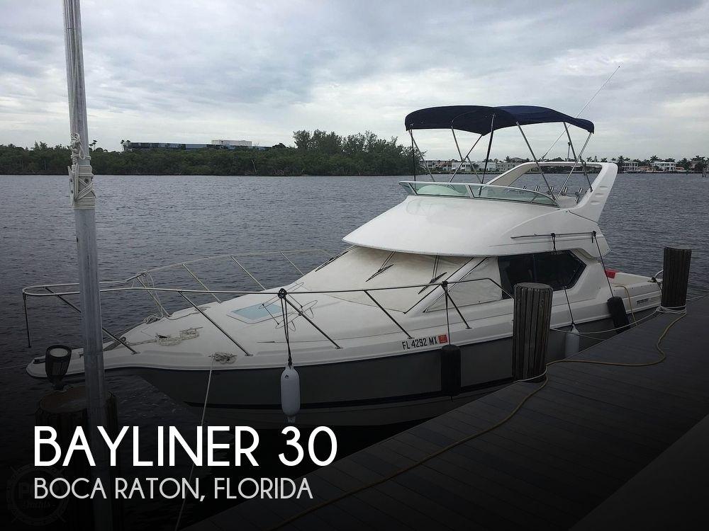Used Bayliner 30 Boats For Sale by owner | 2005 Bayliner 30