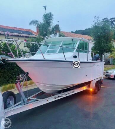 Baha Cruisers 251 GLE, 25', for sale - $57,995