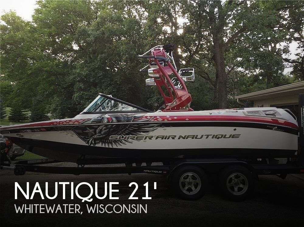 Used Boats For Sale in Rockford, Illinois by owner | 2012 Nautique 21