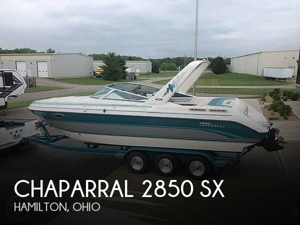 Used Chaparral 28 Boats For Sale by owner | 1993 Chaparral 28