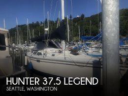 1991 Hunter 37.5 Legend