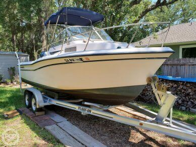 Grady-White 208 Adventure, 20', for sale - $33,300
