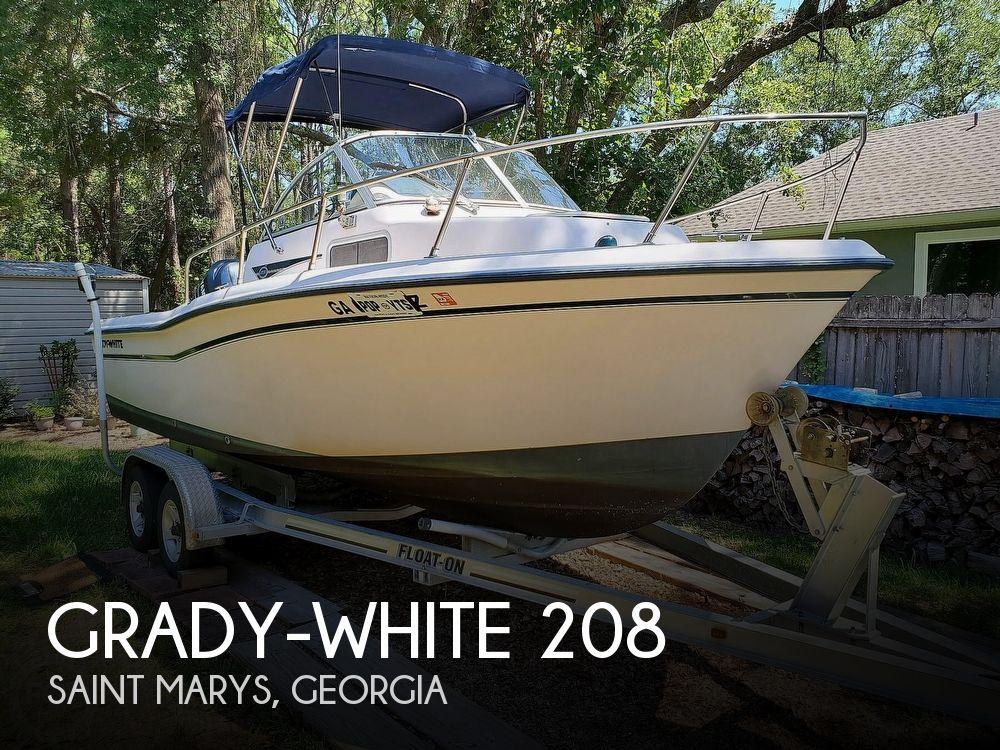 2007 GRADY WHITE 208 ADVENTURE for sale