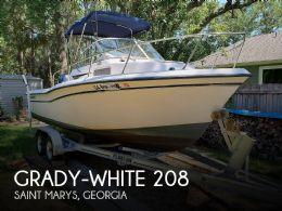 2007 Grady-White 208 Adventure