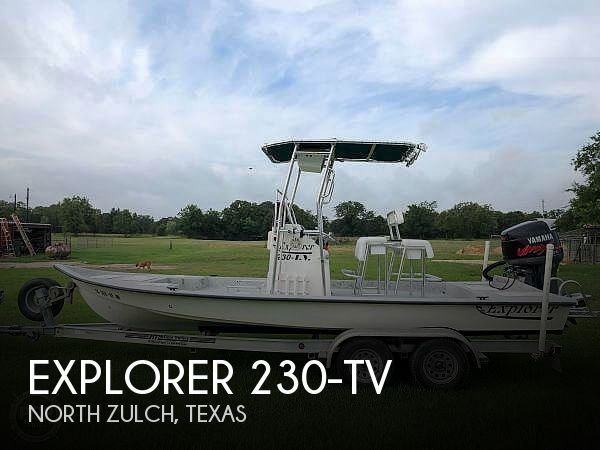 Used Explorer Boats For Sale by owner | 2005 Explorer 23