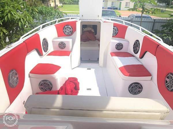 1987 Scarab boat for sale, model of the boat is 36 Super Sport & Image # 15 of 41