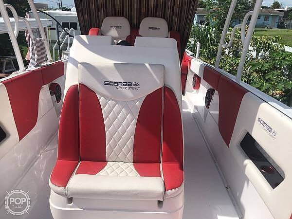 1987 Scarab boat for sale, model of the boat is 36 Super Sport & Image # 17 of 41