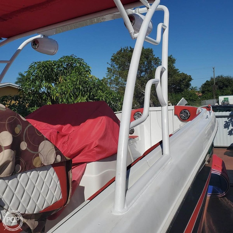 1987 Scarab boat for sale, model of the boat is 36 Super Sport & Image # 6 of 41