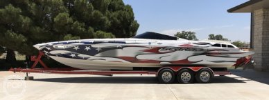 Scarab Thunder 31, 31, for sale - $46,490