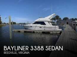 2001 Bayliner 3388 Sedan