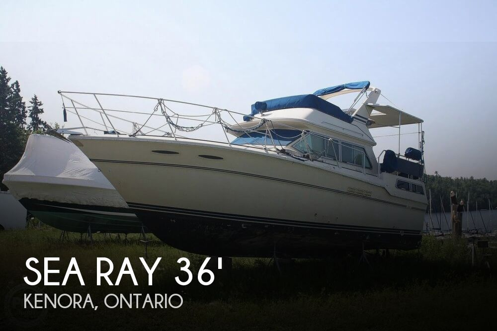 Used Motoryachts For Sale by owner | 1985 Sea Ray 360 aft cabin
