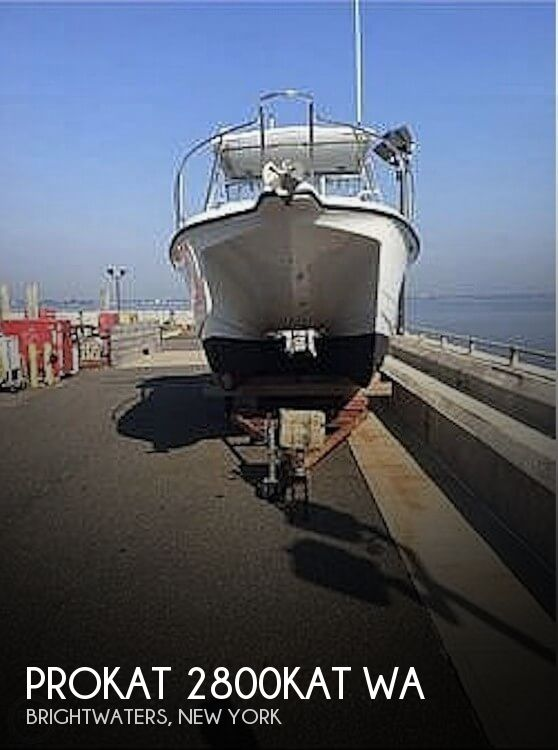 Used ProKat Boats For Sale by owner | 2000 ProKat 30